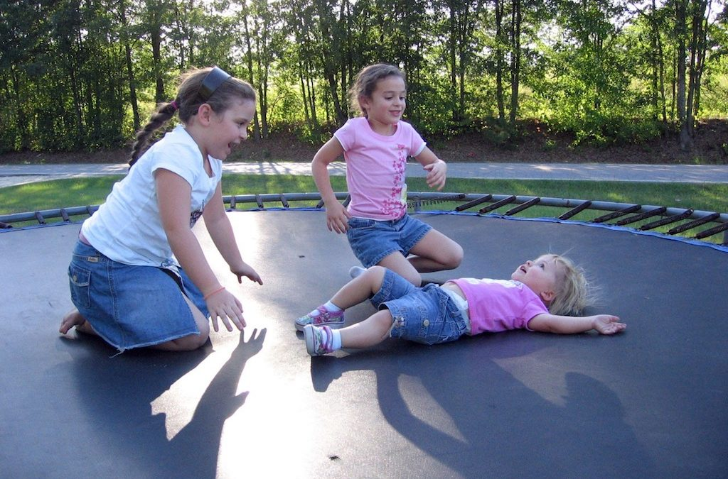 Trampolines: A Fun Way To Stay Fit