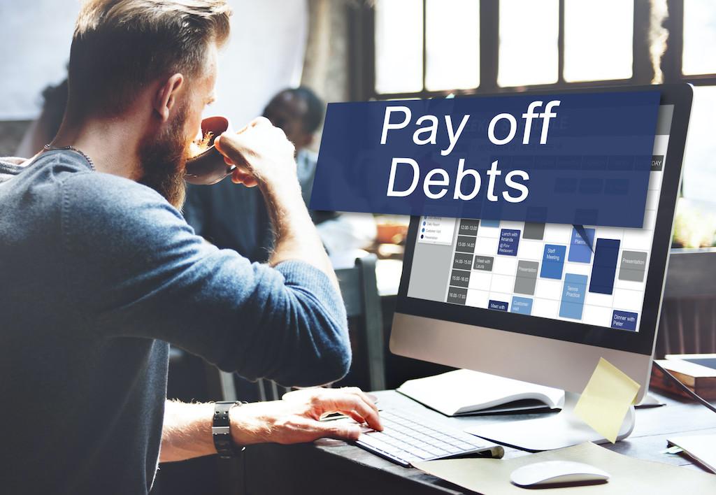 Pay Off Debts Loan