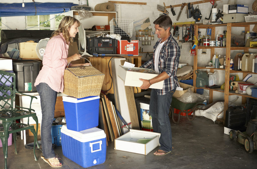 Making Space for the Car: 5 Life-Changing Garage Cleaning Tips