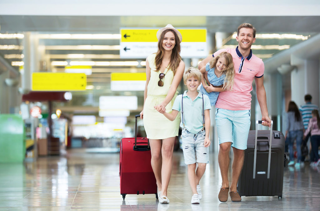 The Top 4 Travel Life Hacks for Families on the Go