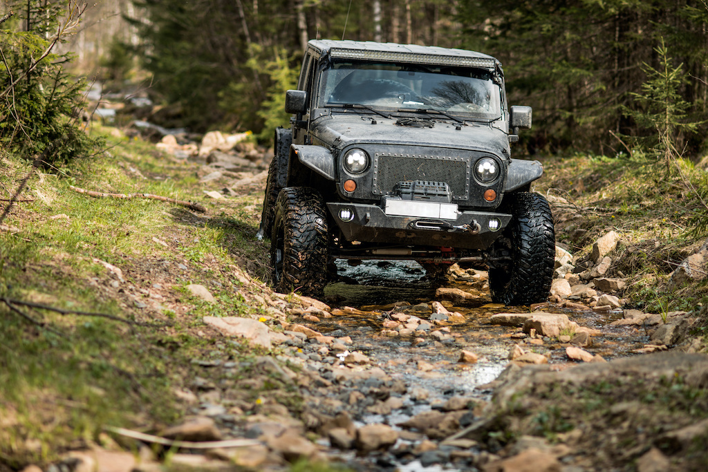 off-road extreme expedition