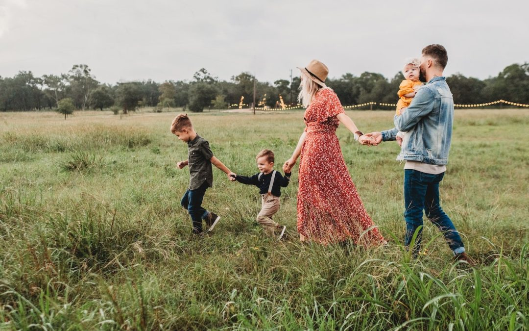 3 Ways to Improve Your Family's Lives