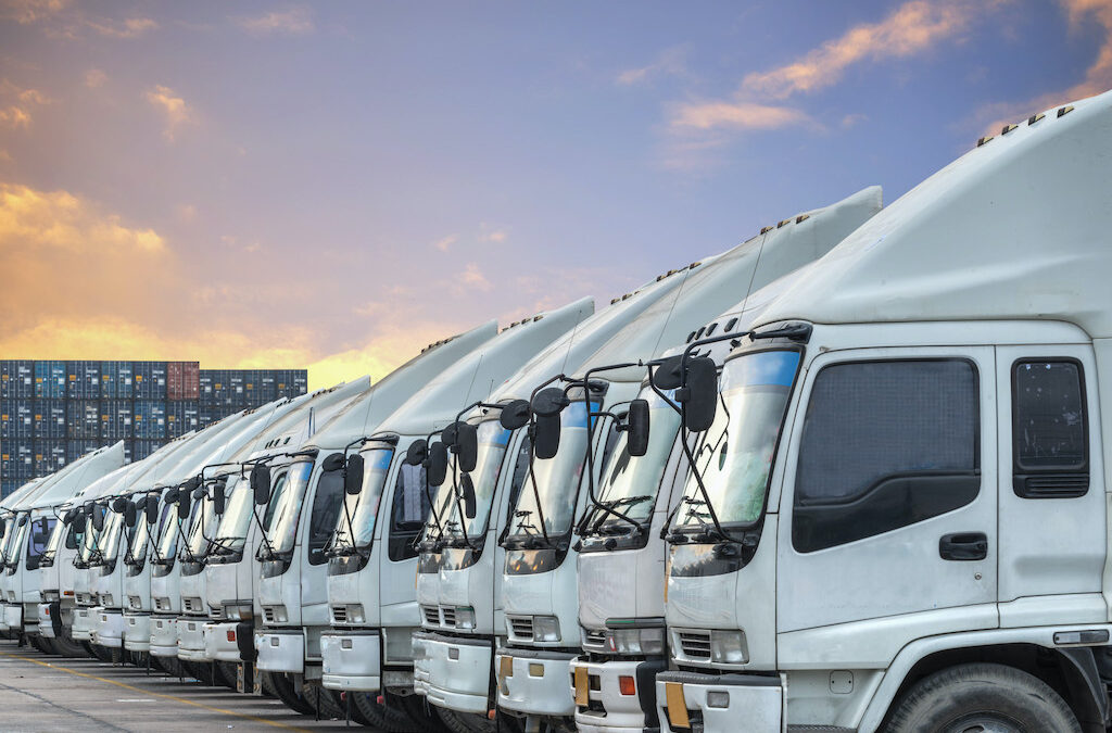 Maintain Your Vehicle Fleet To Save On Costs: Here's How