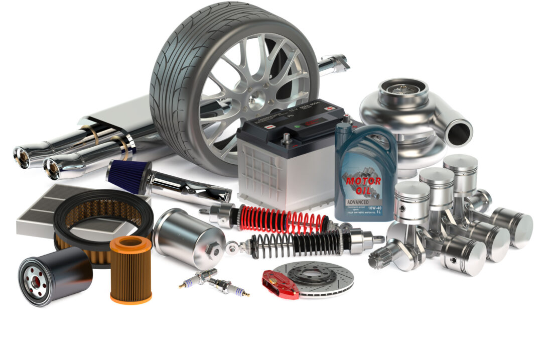 Buying Auto Parts: New or Used?
