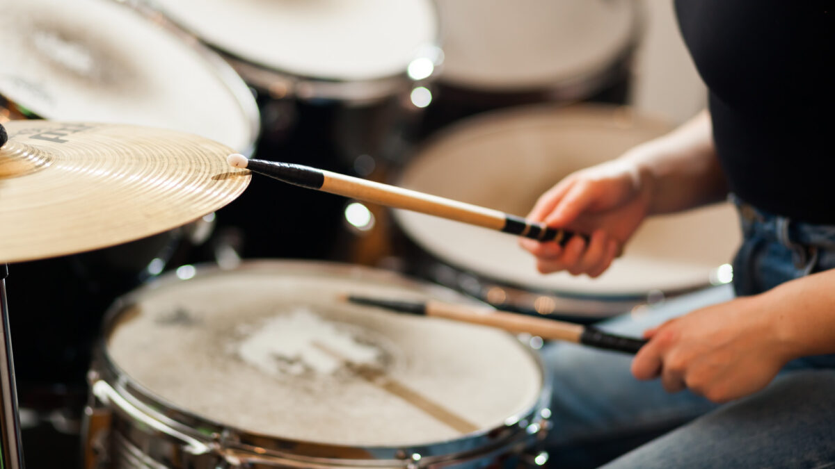 Drumming Basics: What You Need to Know to Keep a Beat