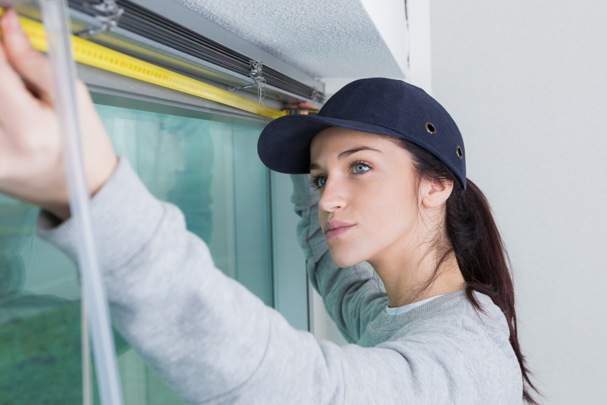 measuring a window