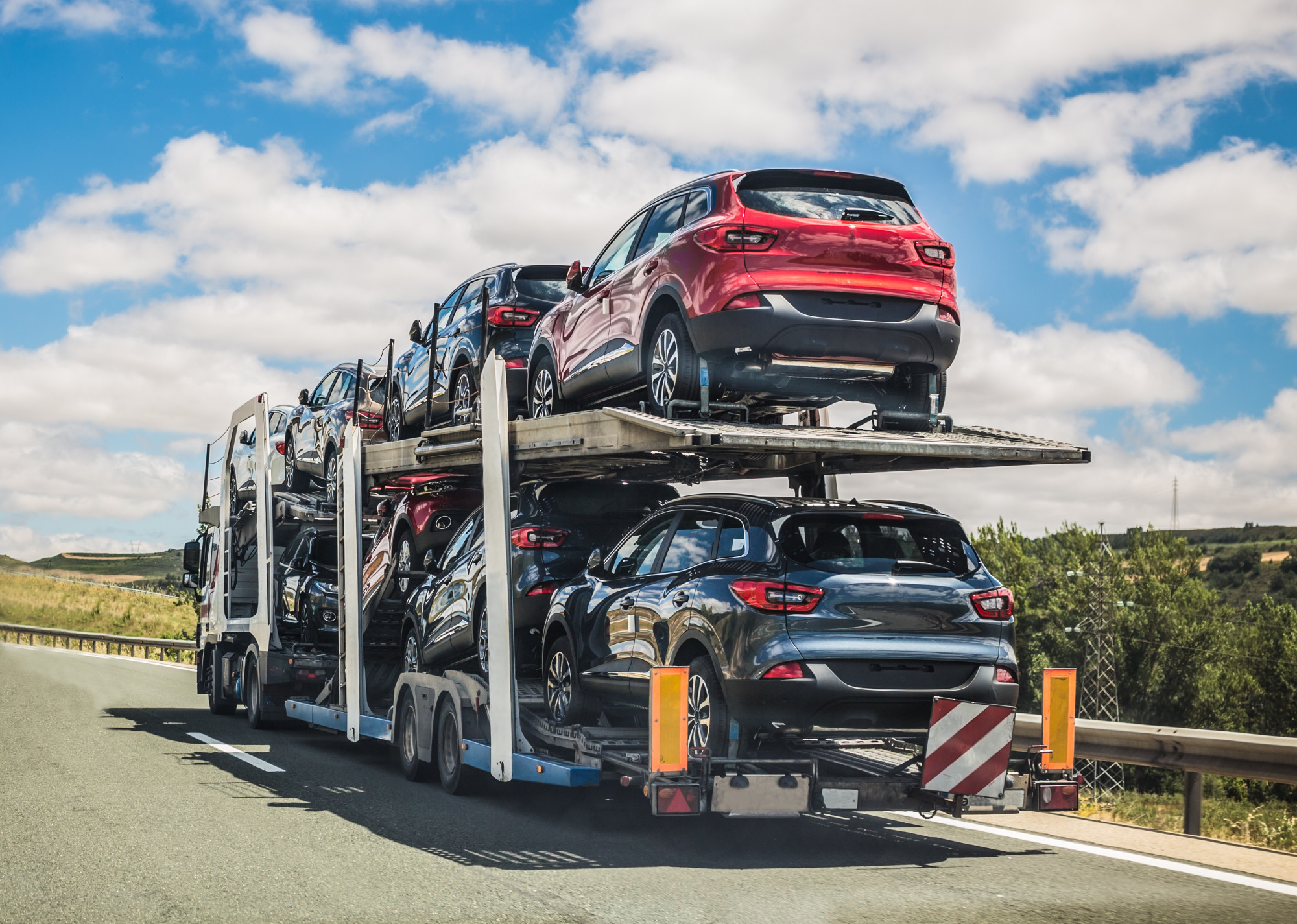 5 Key Benefits of Using a Car Shipping Service