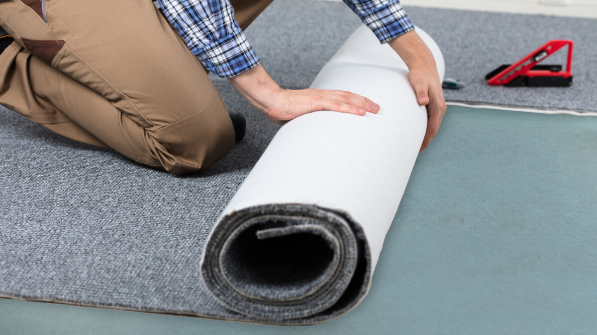 The Buyer's Guide to Carpet Padding