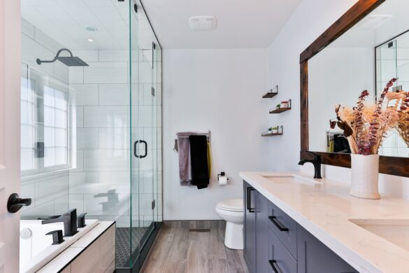 Top 6 Essential Reasons Your Bathroom Needs a Vent Fan