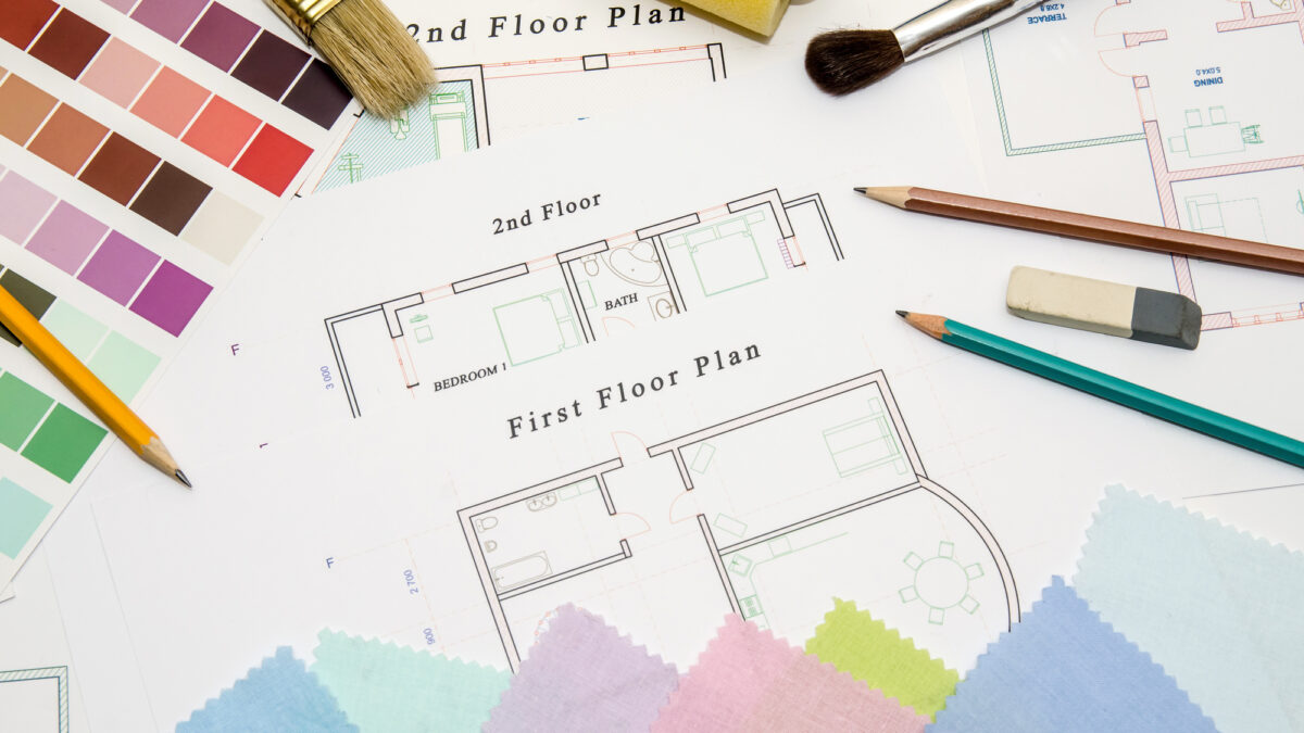 How to Organize Your Home Remodel Ideas