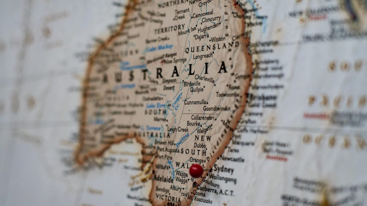 The Birdsville Track: An Australian Outback Adventure